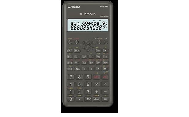 Casio FX 82 MS Taschenrechner Schutztasche Schutzhülle