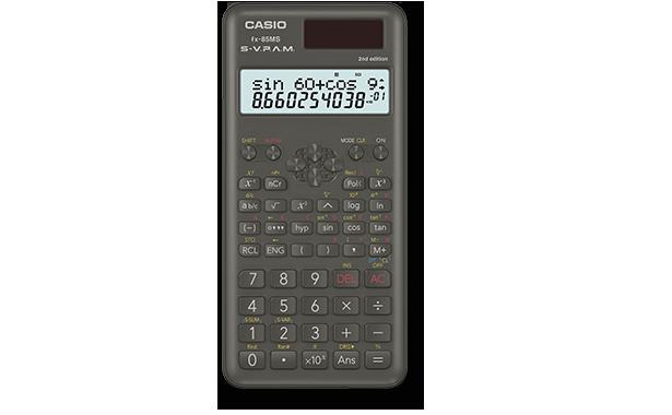 casio taschenrechner fx 85