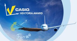 Bildergebnis für casio vektoria award logo